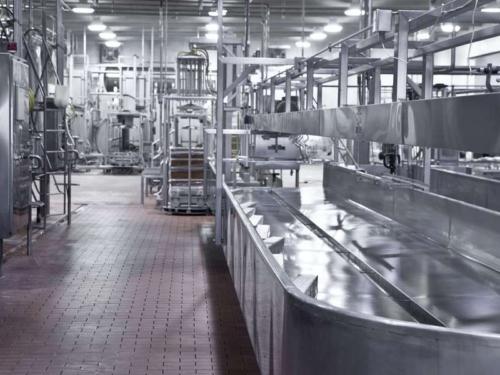 Rūgštiniai plovikliai maisto pramonei